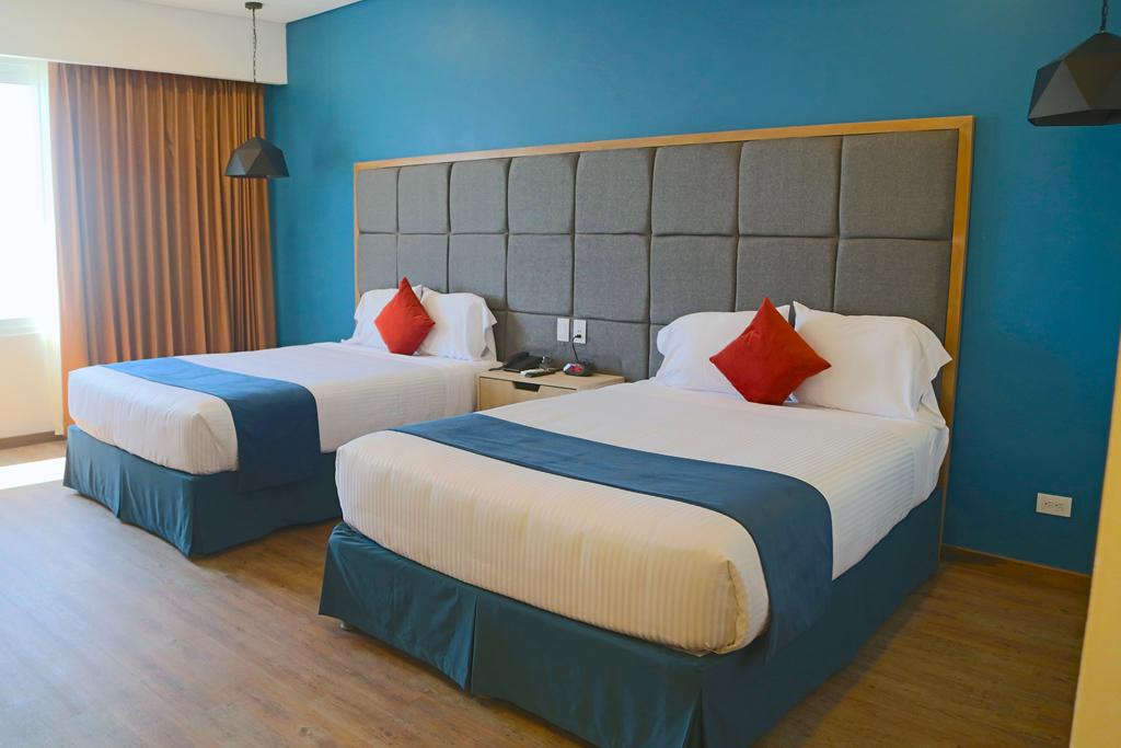 Acantilado room
